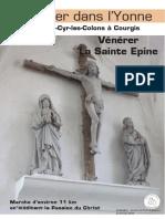 Pèleriner dans l'Yonne