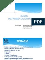 Modulo I. Instrumentación Atlas (Introducción)