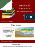 freatimetría