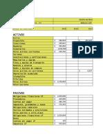 modelo financiero Grupo Nutresa
