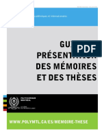 Guide Presentation Memoires Theses Vf