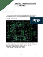 AutoCAD Seleção e Edição de Desenhos Complexos