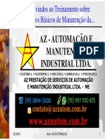 AZ - AUTOMAÇÃO E MANUTENÇÃO INDUSTRIAL LTDA.