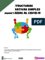 TÉCNICAS COOPERATIVAS SIMPLES COVID-19