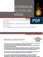 Transferencia Convectiva de Masa[1]...