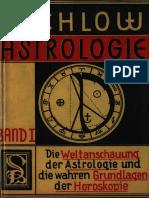 Die Weltanschauung Der Astrologie