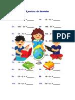 cuadernillo matematicas 4 ° basico