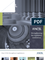 Redistricting and Other Resources from the National Conference of State Legislatures