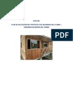 COVID 19 UTVC - PAPSO - Protocolo Construcción de Edificaciones CURBARADO