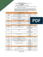 10. Agenda Semanal Abril 5 Al 9 de 2021