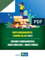 Replanejamento Curricular 2021 Ef