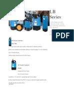LB Series pump