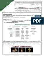 Guía No.07 Español Octavo Literatura Precolombina Parte2