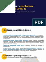 Raport de activitate la Ministerul Sănătăţii