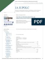MAESTRIA IUPOLC_ USO DE LAS TECNOLOGIAS EN LAS OPERACIONACION POLICIALES