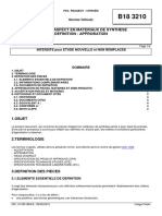 B18 3210 (rev. B; 2015.05) FR - PIECES D'ASPECT EN MATERIAUX DE SYNTHESE DEFINITION - APPROBATION