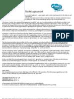 Rental Agreement-Bouncy Rentals