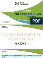 PLAN DE ESTUDIO DEL