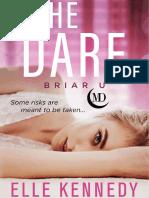 The Dare (Briar U 4) - Elle Kennedy