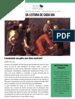 DEVOCIONAL ADVL- FEV Nº 20