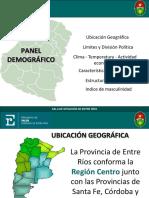 PANEL-DEMOGRAFICO-Y-SOCIOECONOMICO-ENTRE RIOS