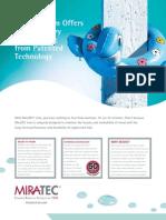 MiraTEC Trim Brochure