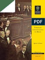 [Agenor de Roure] Formação Constitucional do Brasil