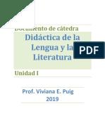Unidad I Documento de cátedra  Prof. Viviana Puig