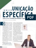Comunicação específica - Revista paróquia