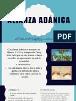 Alianza adánica