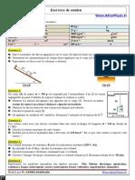 1 . Exercices de fixation TC Fr (Www.AdrarPhysic.Fr)
