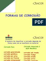 FORMAS DE CORROSAO