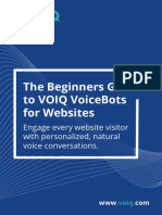 Ebook_ The Beginners Guide to VOIQ VoiceBots for Websites
