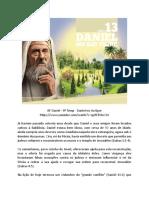 Lição 13. Capítulo 10 - Daniel no rio Tigre