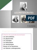 Les Physiocrates