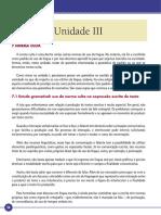1. Gramática Aplicada da Língua Portuguesa_Unidade III