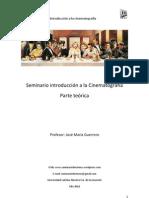 Parte teórica SEMINARIO CINE