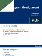 Sound Transit - Program Realignment Presentation - March 25, 2021