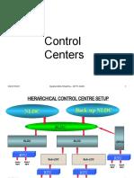 Control Centre Overview Gyanendra Sharma NPTI Delhi