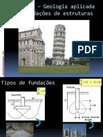 Geologia aplicada às fundações de estruturas