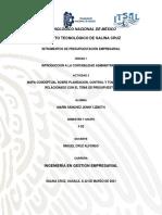 Cuadro sinoptico de las similitudes y diferencias de la contabilidad financiera y admon