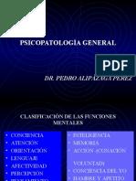 2. PSICOPATOLOGÍA GENERAL-CLASE