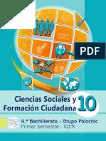 Libro Polochic C.sociales y F. Ciudadana 1er.sem
