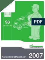 GlobalGarden Shop Manual 98S