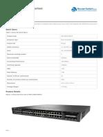 ws-c3650-48tq-s-datasheet