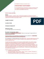 2C-sample-recruitment-advertisement