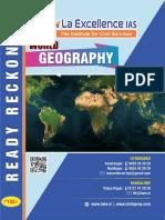 W Geography Ready Reckoner 2019