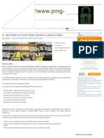 El método AMEF en el sector industria