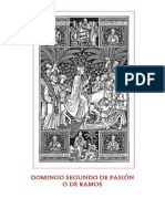 Domingo de Ramos / Dominica In Palmis