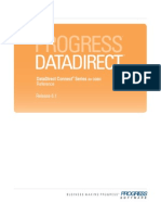 DataDirect drivers odbcref